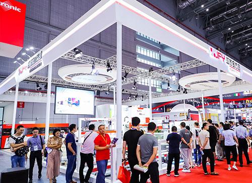 2018上海工业博览会现场报道