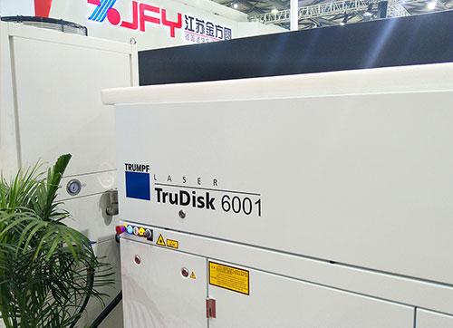 2018第十届中国数控机床展览会现场报道
