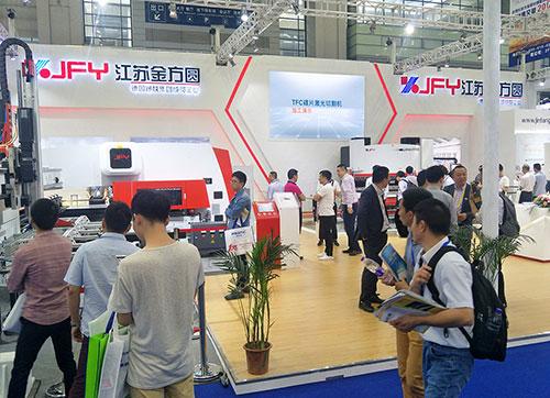 2018深圳机械展现场报道