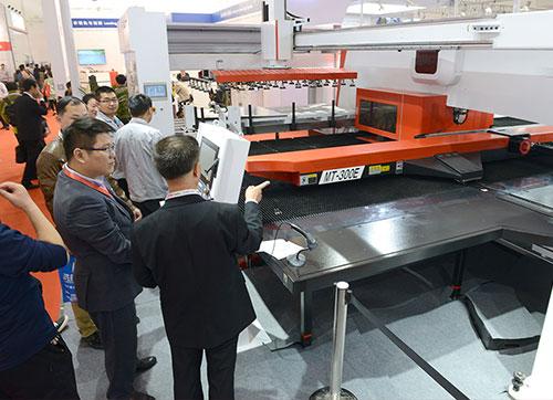 北京展会报道——第十五届中国国际机床展览
