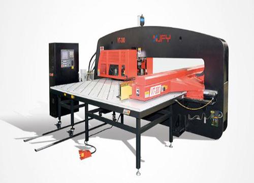 数控液压转塔冲床的主要用途有哪些?