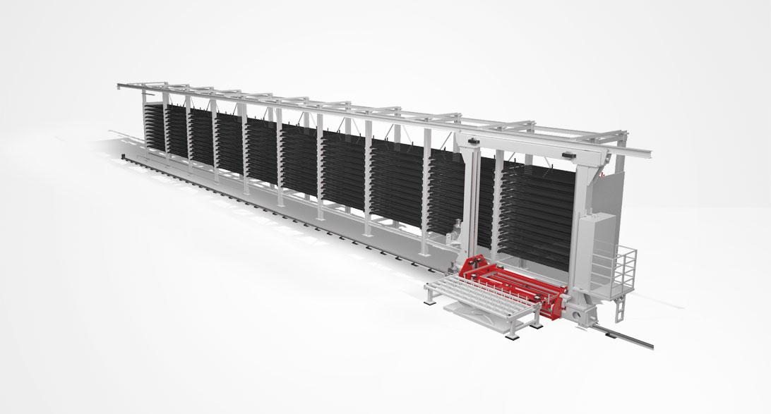 AS/MS系列仓储物流系统