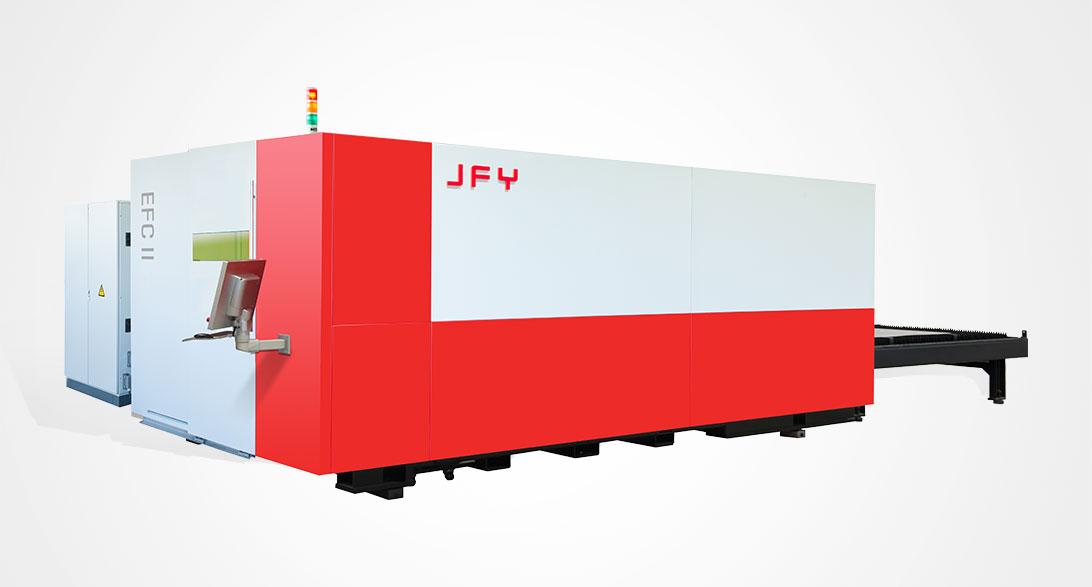 EFC II 3015数控激光切割机