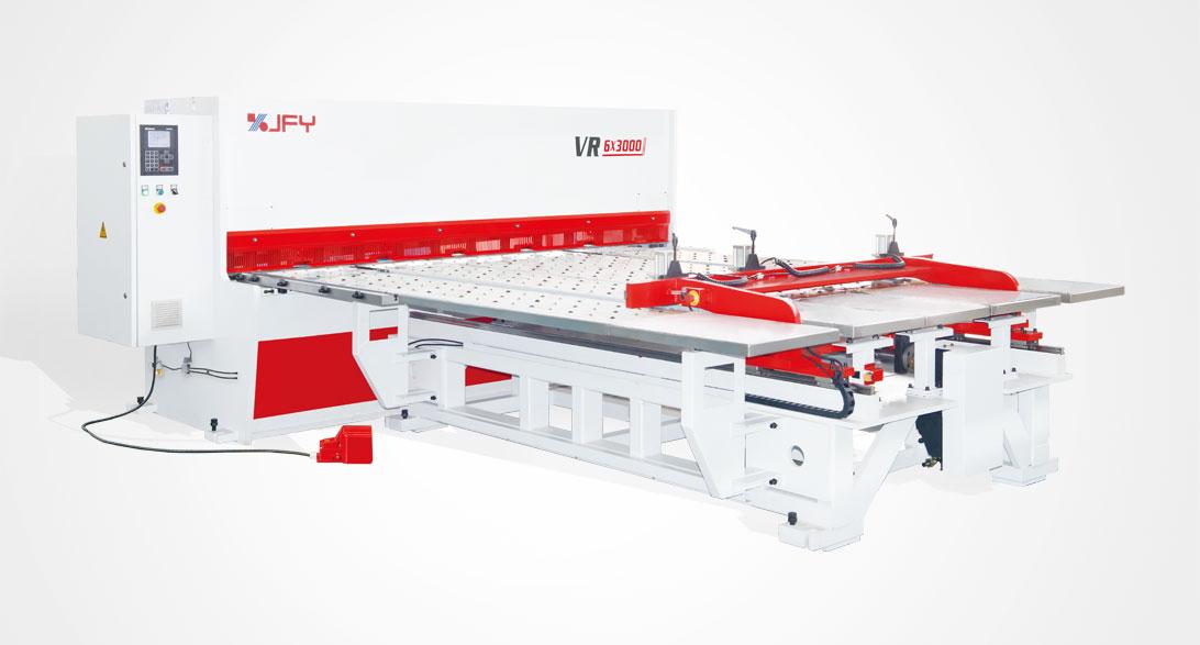 BLVR系列前送料闸式剪板机