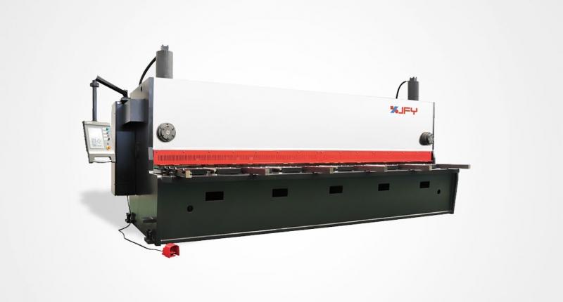 VRZ系列重型数控剪板机