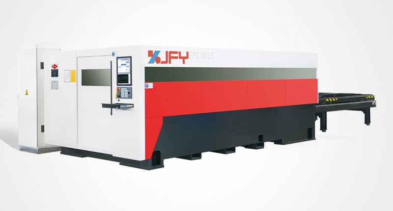 EFC数控光纤激光切割机